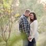 West University Place Couples Engagement Photos Session